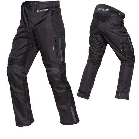 motorbike trousers buffalo traveller waterproof touring textile motorcycle
