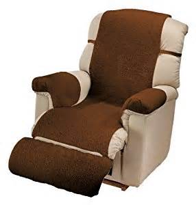 Seat Covers For Recliners Kimball Sherpa Recliner Cover By