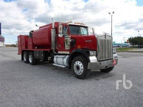 kenworth fuel truck for sale kenworth w900 fuel trucks lube trucks for sale 31 used