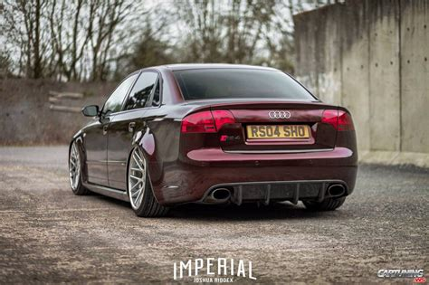 Audi Rs4 B7 Tuning by Tuning Audi Rs4 B7 Back