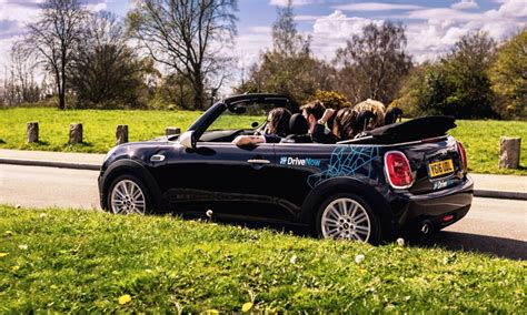 drive now uk convertible car sharing arrives in uk automotive blog