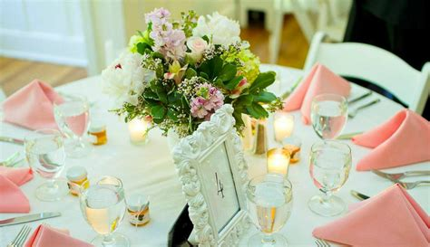 wedding table decoration  place setting ideas
