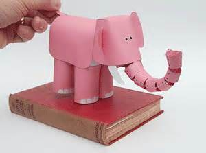 How To Make An Elephant Out Of Paper - flexi elephant rob ives