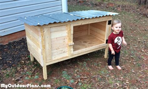 diy rabbit hutch myoutdoorplans  woodworking plans