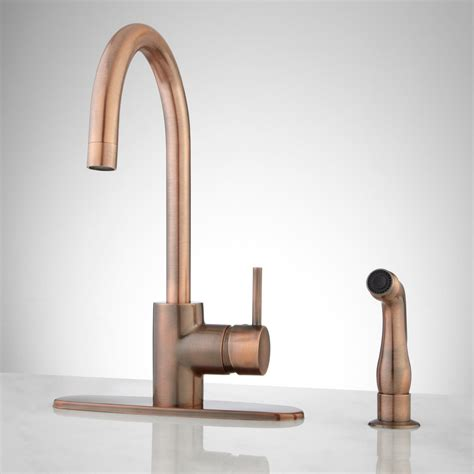 Kitchen Faucet With Side Spray henton kitchen faucet with side spray kitchen