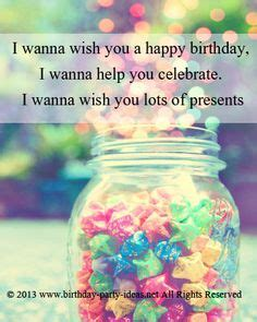 I Want To Wish You A Happy Birthday 1000 Images About Birthday Quotes On Pinterest Happy
