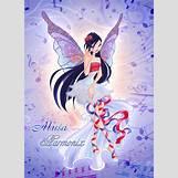 Winx Club Flora Believix Transformation | 760 x 1050 jpeg 150kB