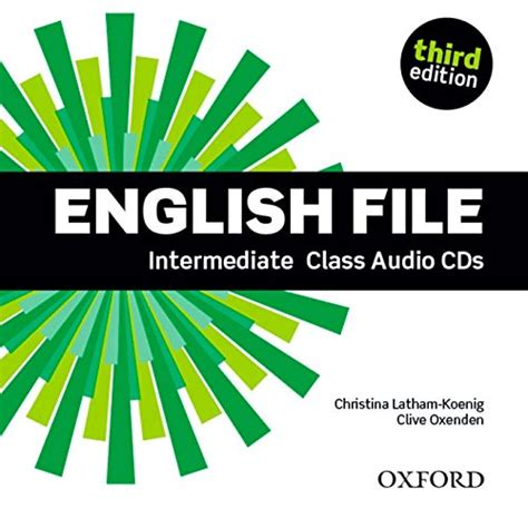 english file third edition student book with itutor pack upper intermediate by clive english file third edition intermediate teacher s book with test and assessment cd rom