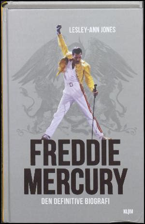 freddie mercury biography lesley ann jones boganmeldelse freddie mercury den definitive biografi