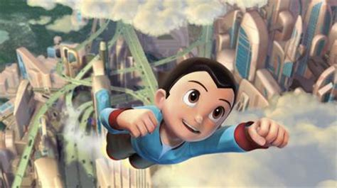 film of robot boy london film festival quot astro boy quot and enjoyable