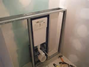 coffrage toilette coffrage wc suspendu
