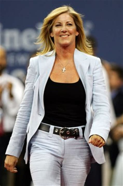 what plastic sirgery has chris evert had chris evert plastic surgery talk tennis