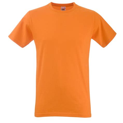 fruit t shirt new fruit of the loom mens fitted cotton valueweight t