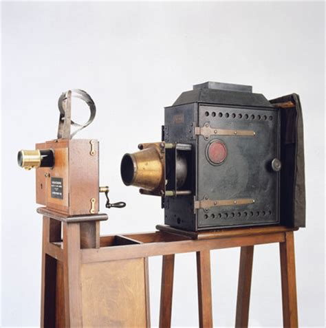 lumiere cinematographe, 1895. at science and society