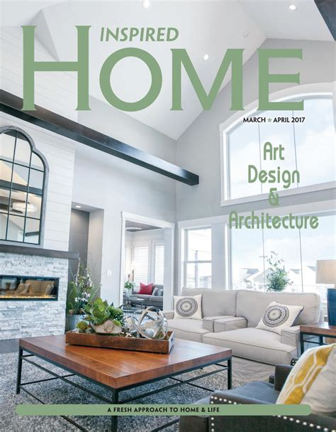 Home Design Magazine Fargo | fih march april 2017 by inspired home magazine fargo issuu
