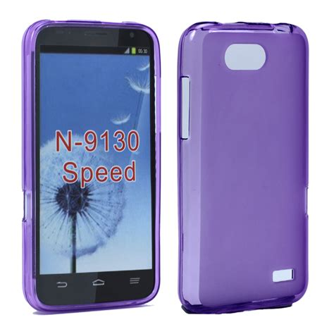 Soft Silikon Coolpad Max wholesale zte speed boost mobile tpu gel soft purple