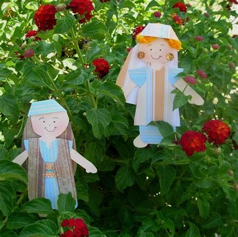 manualidades para la escuela dominical diciembre 2010 manualidades para la escuela dominical abraham y sarah
