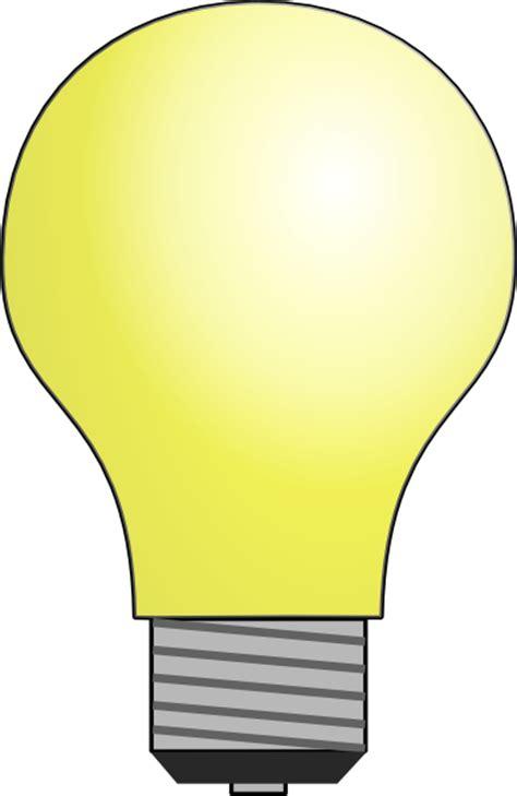 light bulb clipart light bulb clip at clker vector clip