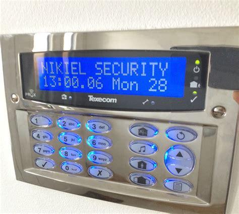 Security Systems Installer by Nikiel Electrics And Security Security System Installer In High Wycombe