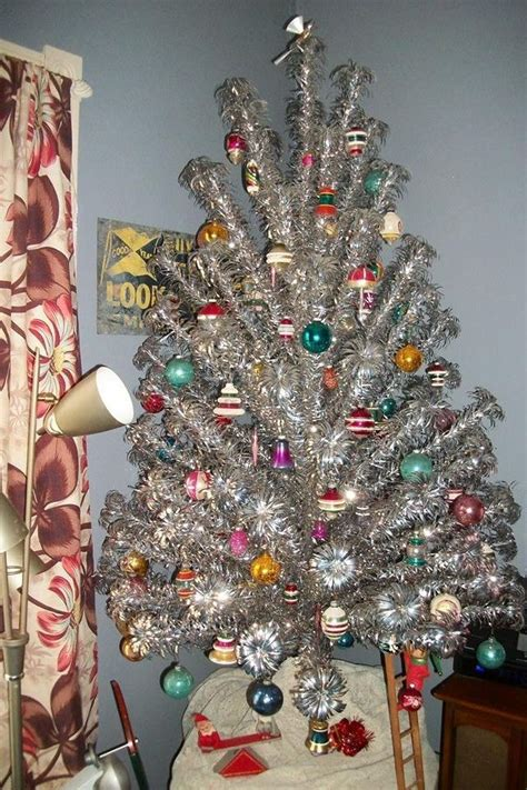 25 unique vintage christmas trees ideas on pinterest