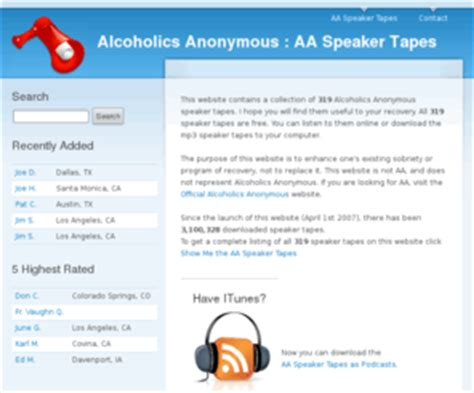 Aa women speaker tapes online