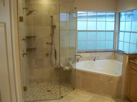 Corner Tub Bathroom Designs by Gallery Janes Bathroom Remodel Agrusa Amp Sons Contracting