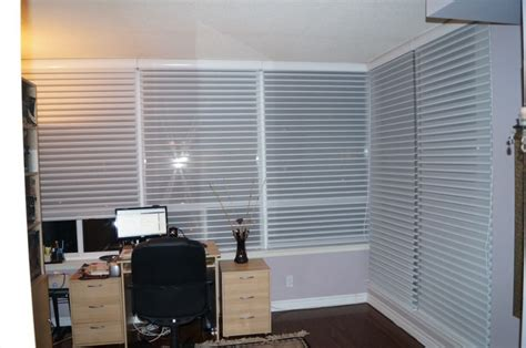 home office window treatments office window treatments gta custom blinds elegant