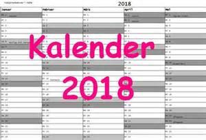 Kalender 2018 Gratis Kalender 2018 Freeware De