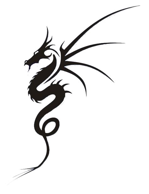 easy tattoo of dragon simple dragon tattoo best home decorating ideas