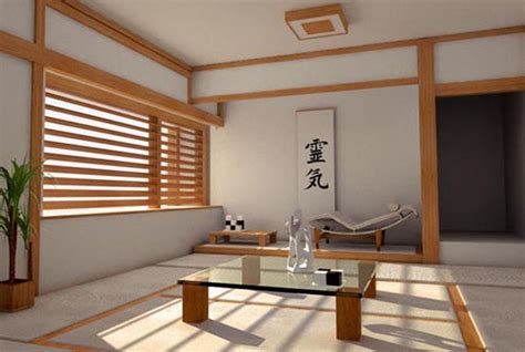 contemporary minimalist interior design japanese style
