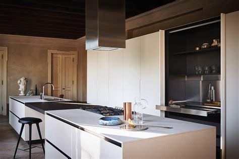 cesar arredamenti bush hammered stoneware kitchen with island maxima 2 2