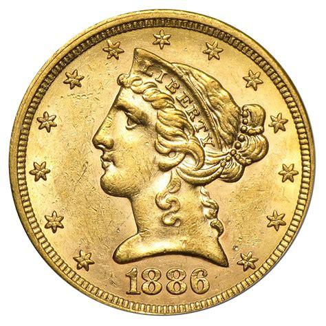 10 Gram Silver Coin Price In Usa - pre owned usa half eagle 5 gold coin