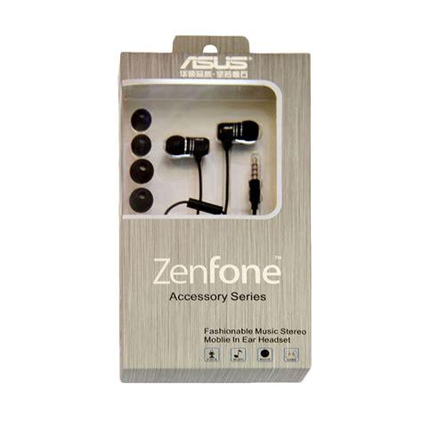 Earphone Asus Ori jual asus zenfone original earphone hitam harga kualitas terjamin blibli