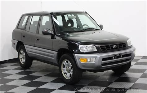 2000 used toyota rav4 4wd 5 speed manual trans at eimports4less serving doylestown bucks county