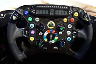 Formula 1 Steering Wheel Lotus E21 Steering Wheel 2013 183 F1 Fanatic
