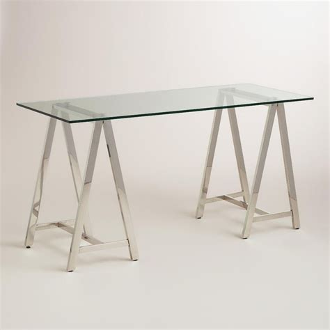 Glass Desk by 25 Best Ideas About Glass Desk On Glass