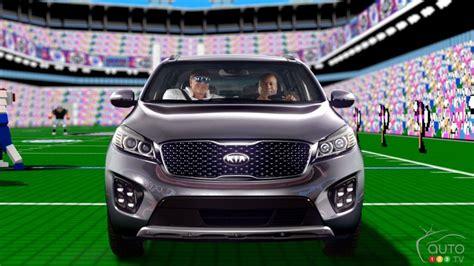 Kia Football Kia Sorento Is Mvp Of New Football Inspired Ads Industry