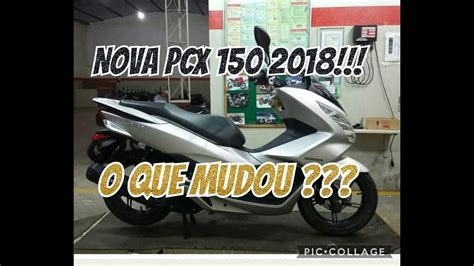 Pcx 2018 O Que Mudou by Pcx 2018 Prata Fosco Pcx Prata Fosco 2017 Honda Pcx