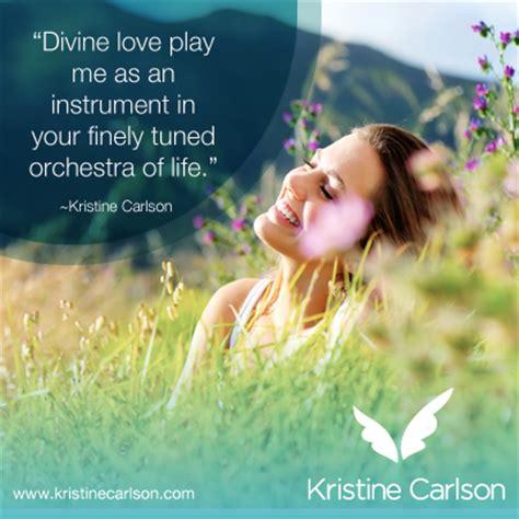 divine love kristine carlson