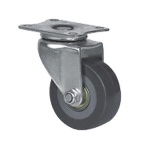 Cabinet Casters by Roller Cabinet Caster Wheel M26sp 1 5 Quot 2 Quot Mini Duty