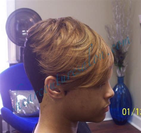 27 layer quick weave short styles short quick weave hairstyles