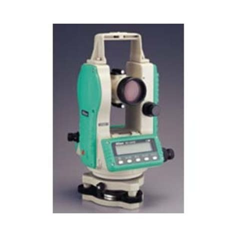 Theodolite Nikon Ne 102 surveying instrument digital theodolite nikon ne 102