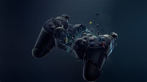 gamepad wallpaper gamepad sony controller wallpaper best hd wallpapers