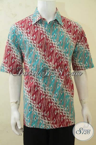 Hem Kemeja Batik S Xl Anak Cowok Parang batik kemeja untuk til keren busana batik lengan