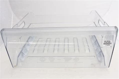Whirlpool Vegetable Drawer Replacement by Whirlpool Wbe3321nfw Salad Vegetable Crisper Drawer