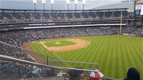 bazzi gif detroit tigers fan makes gif of every view at comerica park
