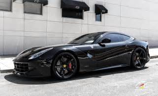 f12 on c884 forged in gloss black finish cec