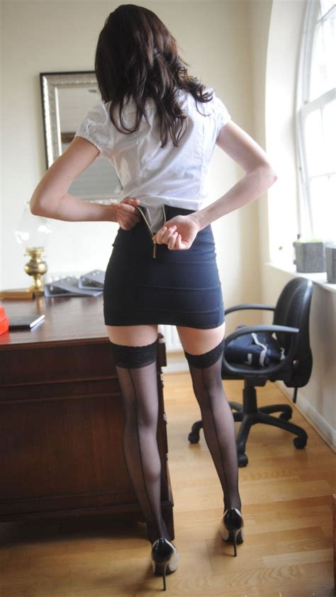 secretary bent over skirt 813 best work clothes images on pinterest beautiful