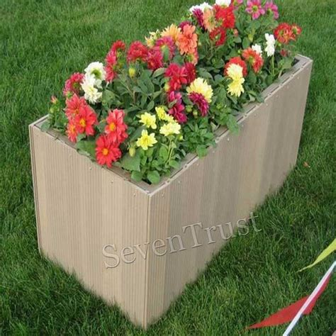 window flower boxes for sale 80 best images about wpc flower box on wooden
