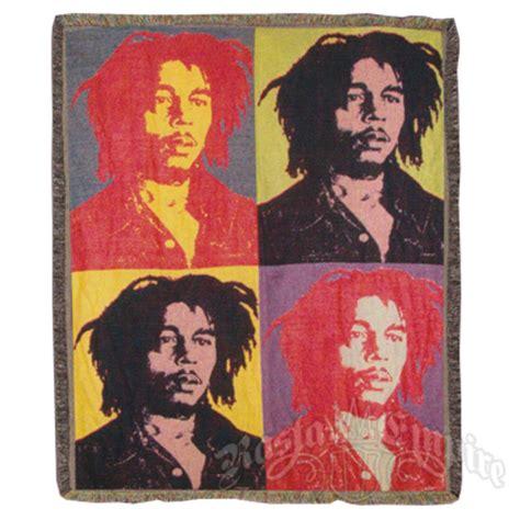 bob marley bedding bob marley rasta reggae themed blankets bedding and